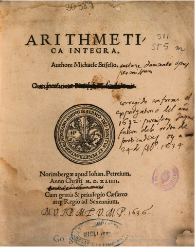 Arithmetica integra
