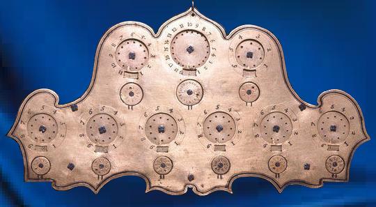 Ciclografo deTito Livio Burattini