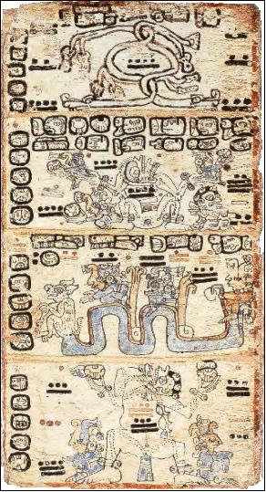 Códice de Madrid Pág. 29
