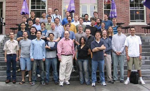 Curso de verano 2003 - Wolfram Science