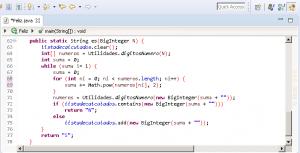 Numeros felices programa en Java