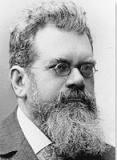 por Ludwig Boltzmann
