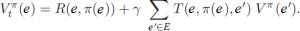 Bellman ecuación H infinito