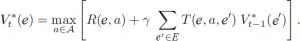 Bellman principio de optimización