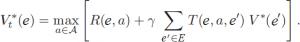 Bellman principio de optimizacion infinito